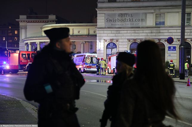 Wrocław. W pożarze zginęła 1 osoba, 9 zostało rannych