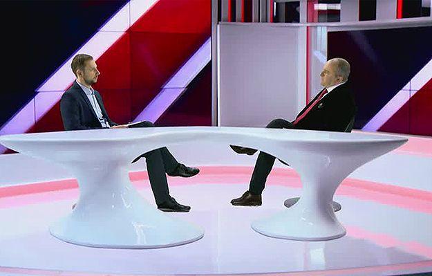 Paweł Kowal u Jacka Gądka o Caracalach i Mistralach: wiadomo, że jest polityczne powiązanie