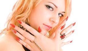 Piercing paznokci