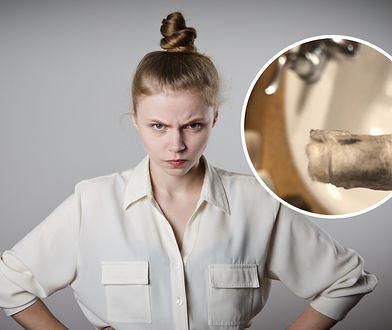 Kobieta znalazła w tamponach pleśń