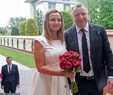 Jacek Kurski i kwestia drugiego ślubu kościelnego. Barbara Giertych o procedurze