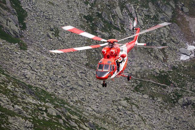 Tragedia w Tatrach. Nie żyje 26-latek.