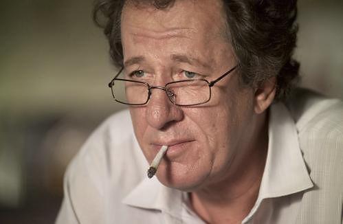 Geoffrey Rush fot. Film Finance