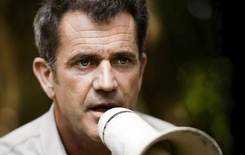 Mel Gibson fot. Monolith