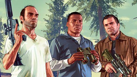 Grand Theft Auto V — poważna gangsterka na trzy głosy