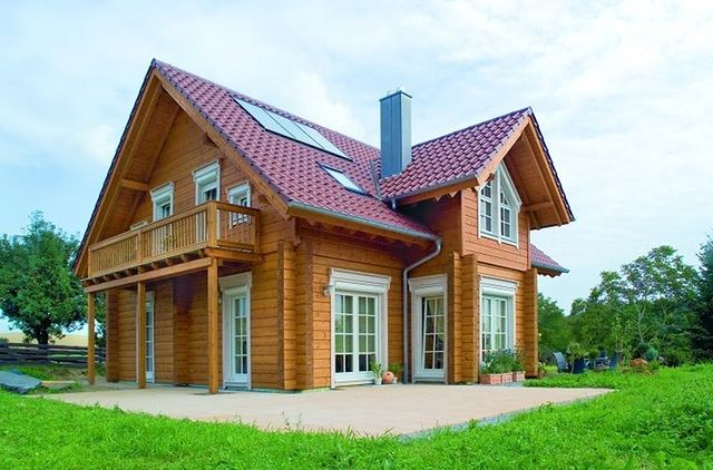 Drewniany dom - dobre miejsce do życia?