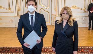 Słowacja ma nowego premiera. Eduard Heger podjął pierwszą decyzję