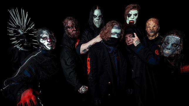 Zespół Slipknot wystąpi w Łodzi