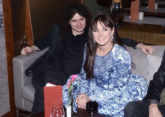 Ewa Farna z partnerem