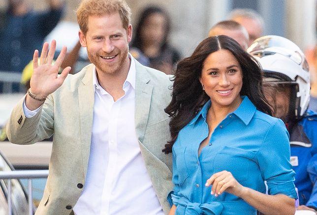 Księżna Meghan i książę Harry mają sprecyzowane plany na przyszłość