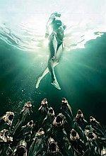 ''Piranha 3DD'': Dwa plakaty podwójnie wściekłych piranii [foto]