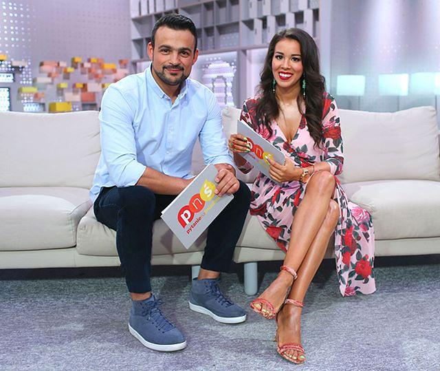 10 czerwca na kanapie prowadzących PnŚ zasiadła para idealna: Tomara Gonzalez Perea i Robert El Gendy