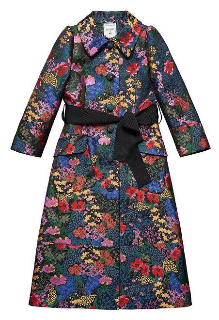 Płaszcz w kwiaty ERDEM x H&M, 699 zł