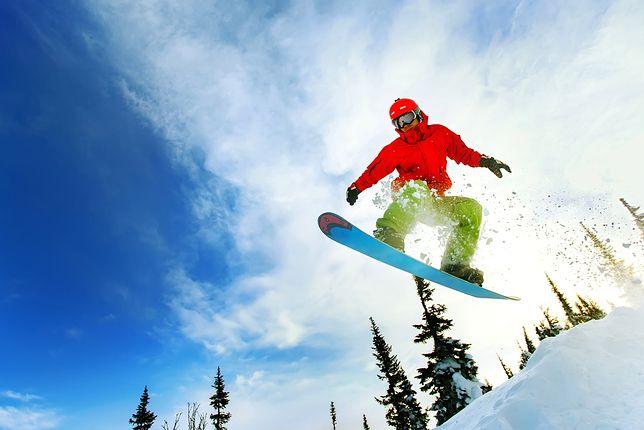 Bielizna termoaktywna sprawdzi się również podczas uprawiania innych sportów