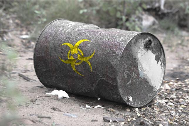 Śląsk. Wzbogacili się na podrzucaniu niebezpiecznych odpadów.