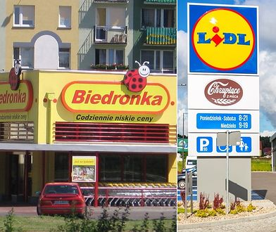 Biedronka i Lidl przodują w sprzedaży produktów marek własnych.