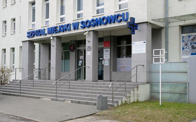 Szpital miejski w Sosnowcu