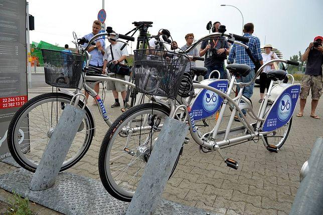 Wystartowały tandemy Veturilo. Jak wypożyczyć dwuosobowy rower?