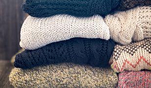 Wigilijne swetry