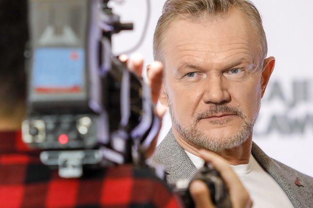 Czy Cezary Pazura wyjedzie z Polski? Żona aktora nie ma wątpliwości