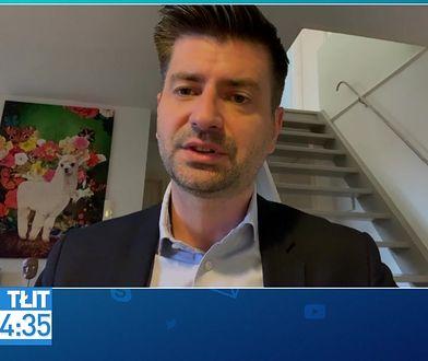 Kamil Bortniczuk obwinia Netflixa. Krzysztof Śmiszek komentuje