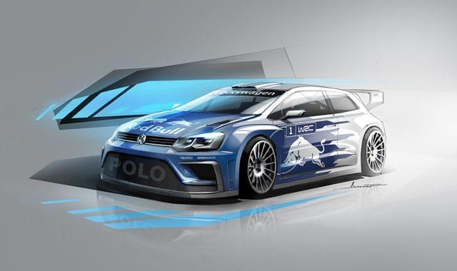 Volkswagen zaprezentował oblicze Polo R WRC 2017