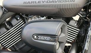 Na dobę przed europejską premierą jeździliśmy nowym motocyklem Harleya