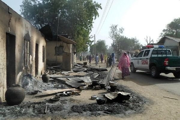30 śmiertelnych ofiar ataku Boko Haram w Nigerii