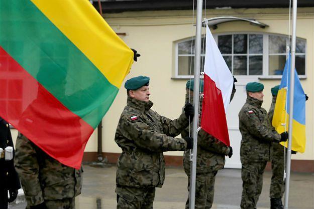 Polsko-litewsko-ukraińska brygada. Międzynarodowa jednostka LITPOLUKBRIG to doskonały przykład, że system bezpieczeństwa może wyjść ponad ramy narodowe