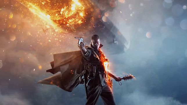 "Games with Gold z ""Battlefield 1"""