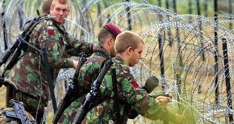Wojsko zrobi perfumy o zapachu strachu?