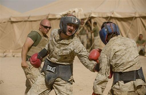Afganistan Fight Club