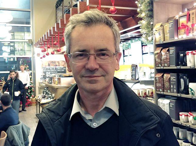Doktor Włodzimierz Strupiński jest najbardziej znanym na świecie polskim naukowcem zajmującym się grafenem