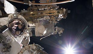 Na Międzynarodowej Stacji Kosmicznej pojawili się nieproszeni goście