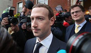 Mark Zuckerberg chce wprowadzić nowe porządki na Facebooku