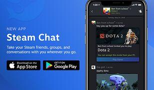 Steam Chat można już pobrać na Androida i iOS
