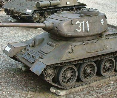 Radziecki czołg T-34