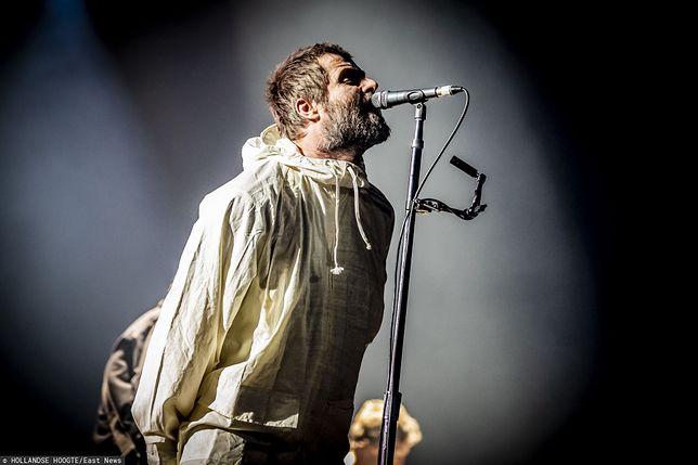 Liam Gallagher, wokalista Oasis