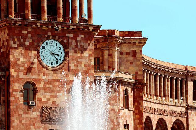 Atrakcje Armenii - Erywań, miasto o bogatej historii
