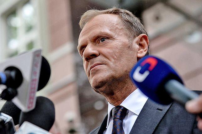 Lista zarzutów pod adresem Tuska bardzo się wydłuża