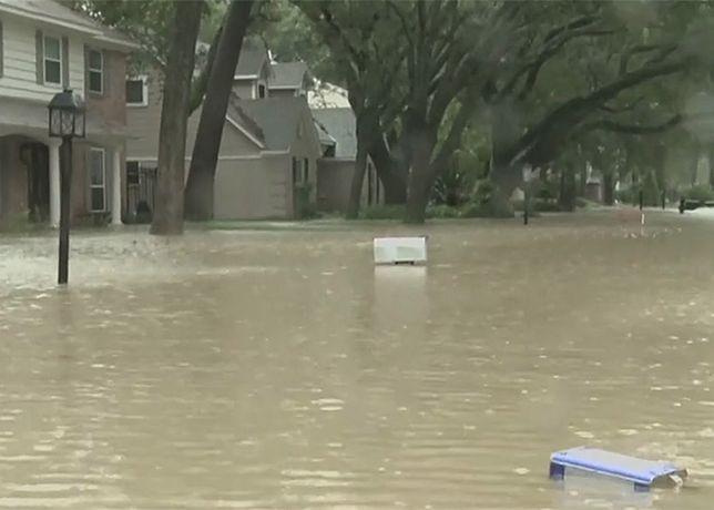 """#dziejesię16:50: """"Prawdziwa katastrofa"""". Krajobraz USA po huraganie"""
