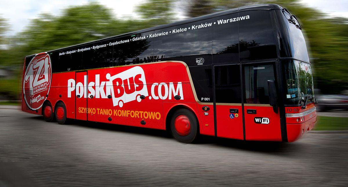 Nowa promocja Polskiego Busa. Bilety od 1 zł