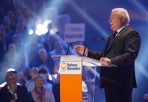 Lech Wałęsa żartuje z prezydenckiej emerytury. Co na to PiS?