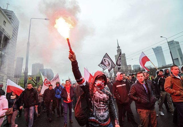 """Narodowcy przemaszerują przez Warszawę. """"Będzie moc!"""""""