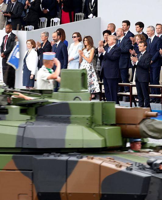 Wojskowa defilada za droga dla Pentagonu? Trump nie będzie miał swojej parady