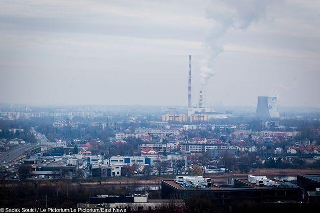Smog Kraków - 14 grudnia. Nie najlepsza jakość powietrza