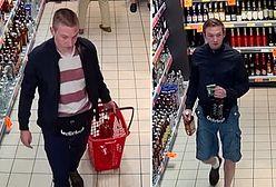 Kradzież w markecie. Gdyńska policja publikuje wizerunki poszukiwanych i prosi o pomoc w ujęciu