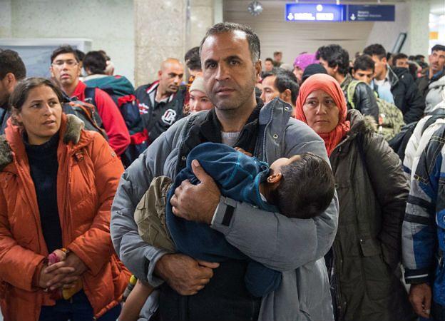 Sonda WP. Uchodźcy - główny temat kampanii wyborczej?