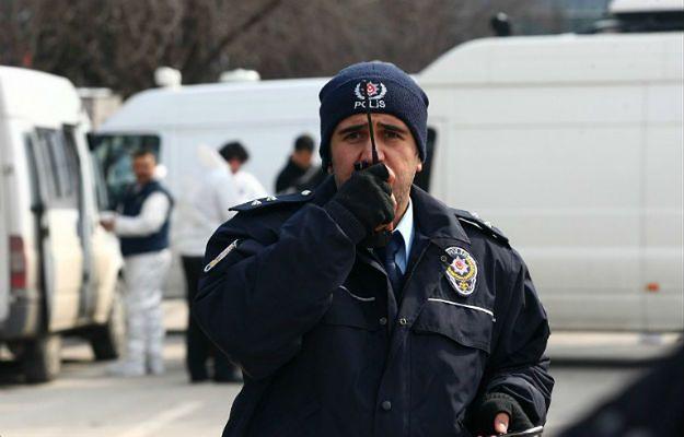 Tureckie służby zatrzymały dwie osoby podejrzane o planowanie ataku na sylwestra