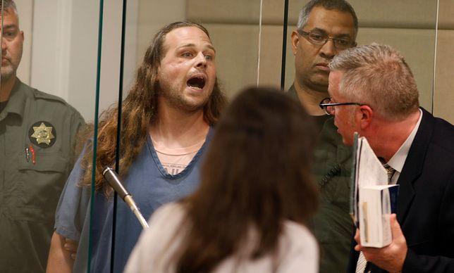 Nożownik krzyczał przed sądem, że zabijanie muzułmanów to patriotyzm